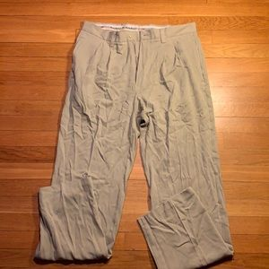 Tommy Bahama relaxed fit soft khakis
